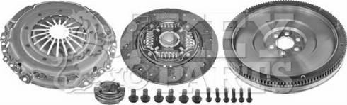 Key Parts KCF1000 - Conversion Set, clutch detali.lv