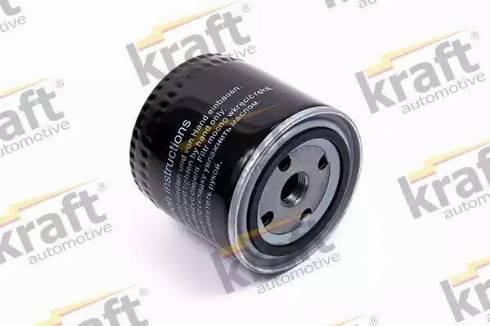 KRAFT AUTOMOTIVE 1706810 - Filter, operating hydraulics detali.lv