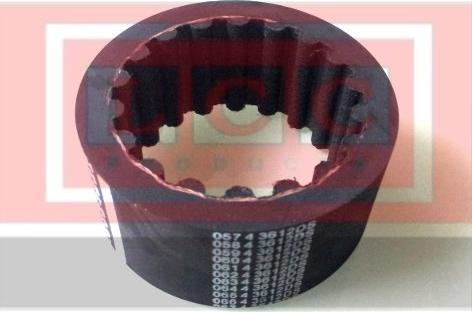 LCC Products LCC9207 - Flexible Coupling Sleeve detali.lv