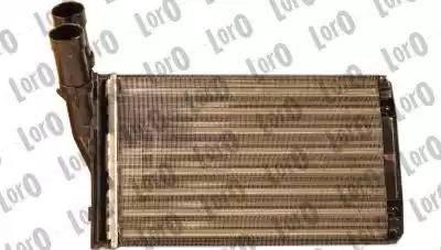 Loro 0090150003 - Heat Exchanger, interior heating detali.lv