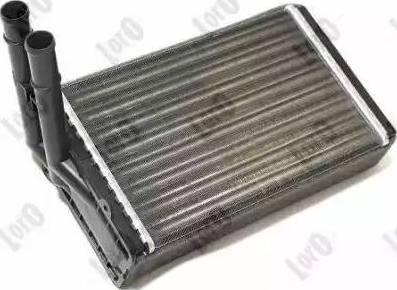 Loro 0030150003 - Heat Exchanger, interior heating detali.lv