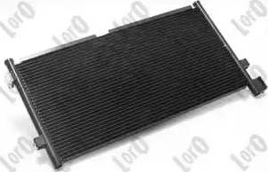 Loro T1606003 - Condenser, air conditioning detali.lv