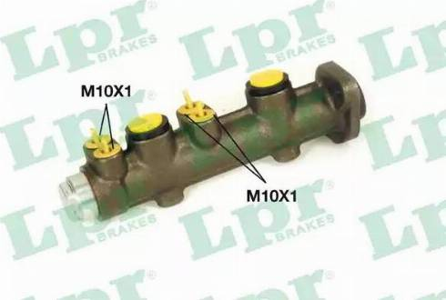 LPR 6768 - Brake Master Cylinder detali.lv