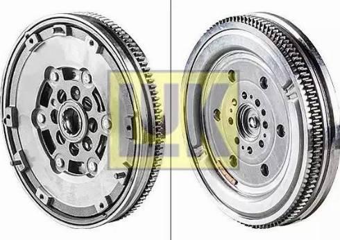 LUK 415016110 - Flywheel detali.lv