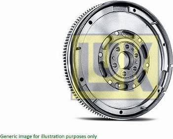 LUK 415095010 - Flywheel detali.lv