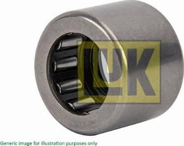 LUK 410000910 - Pilot Bearing, clutch detali.lv
