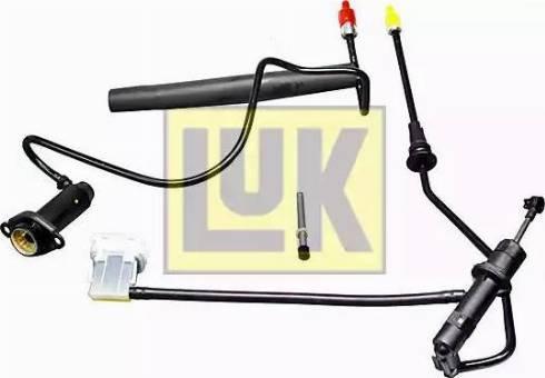 LUK 513004510 - Master / Slave Cylinder Kit, clutch detali.lv