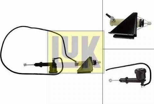LUK 513002610 - Master / Slave Cylinder Kit, clutch detali.lv