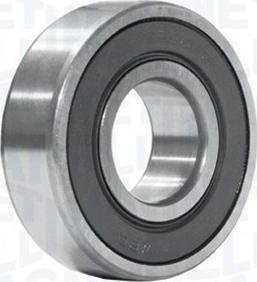 Magneti Marelli 940111420004 - Alternator Freewheel Clutch detali.lv