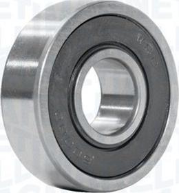 Magneti Marelli 940111420003 - Alternator Freewheel Clutch detali.lv
