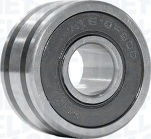 Magneti Marelli 940111420016 - Alternator Freewheel Clutch detali.lv