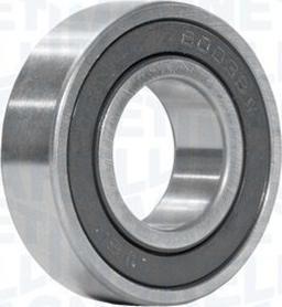 Magneti Marelli 940111420011 - Alternator Freewheel Clutch detali.lv