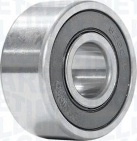 Magneti Marelli 940111420017 - Alternator Freewheel Clutch detali.lv