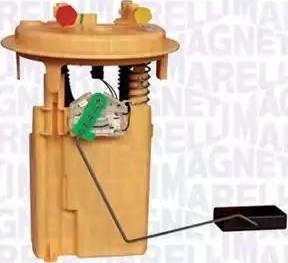 Magneti Marelli 519722019900 - Fuel Gauge detali.lv