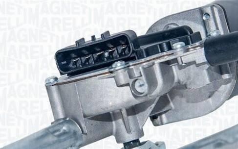 Magneti Marelli 064012005011 - Window Wiper System detali.lv