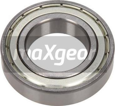 Maxgear 100208 - Bearing, propshaft centre bearing detali.lv