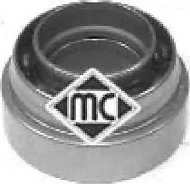 Metalcaucho 04515 - Intermediate Bearing, drive shaft detali.lv