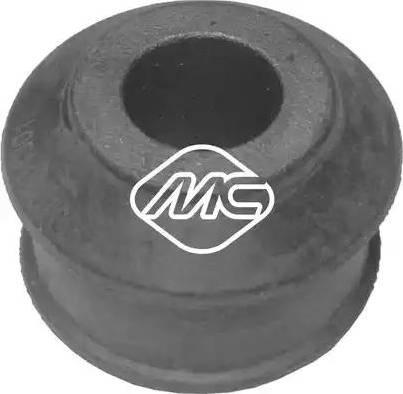 Metalcaucho 04301 - Bush, steering control arm detali.lv
