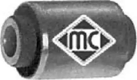 Metalcaucho 04258 - Bush of Control / Trailing Arm detali.lv