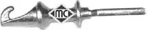 Metalcaucho 04766 - Door Handle detali.lv