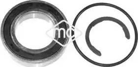 Metalcaucho 05760 - Intermediate Bearing, drive shaft detali.lv