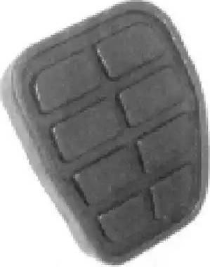 Metalcaucho 00864 - Brake Pedal Pad detali.lv