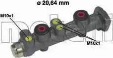 Metelli 050066 - Brake Master Cylinder detali.lv