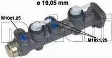 Metelli 050063 - Brake Master Cylinder detali.lv