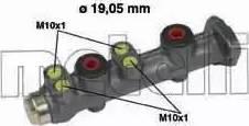 Metelli 050150 - Brake Master Cylinder detali.lv