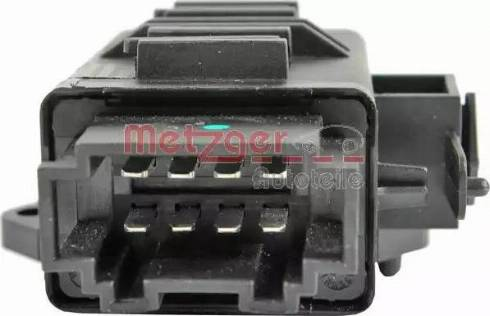 Metzger 0916266 - Control Unit, seat heating detali.lv