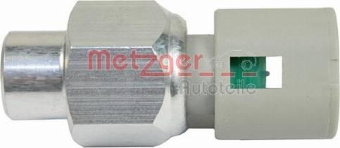 Metzger 0910092 - Oil Pressure Switch, power steering detali.lv