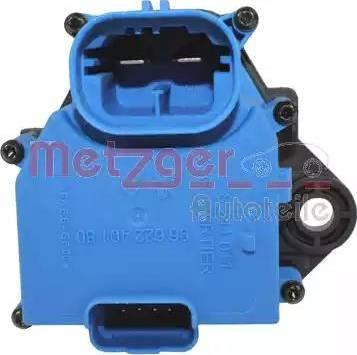 Metzger 0917052 - Control Unit, electric fan (engine cooling) detali.lv