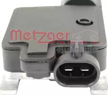 Metzger 0917038 - Control Unit, electric fan (engine cooling) detali.lv