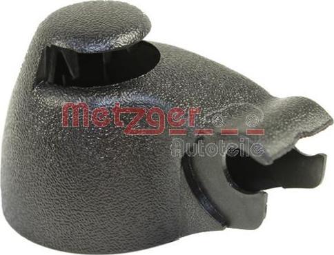Metzger 2190408 - Cap, wiper arm detali.lv