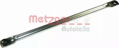 Metzger 2190109 - Drive Arm, wiper linkage detali.lv