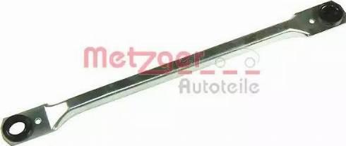 Metzger 2190115 - Drive Arm, wiper linkage detali.lv