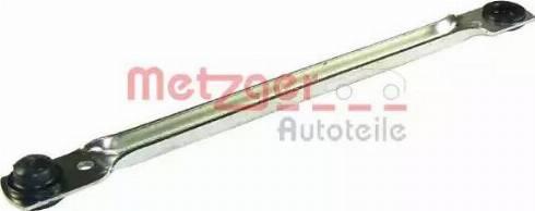 Metzger 2190110 - Drive Arm, wiper linkage detali.lv