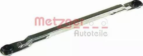 Metzger 2190117 - Drive Arm, wiper linkage detali.lv