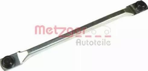Metzger 2190133 - Drive Arm, wiper linkage detali.lv
