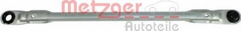 Metzger 2190392 - Drive Arm, wiper linkage detali.lv