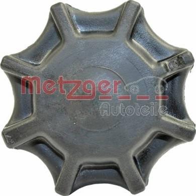 Metzger 2140155 - Sealing Cap, expansion tank (power steering) detali.lv