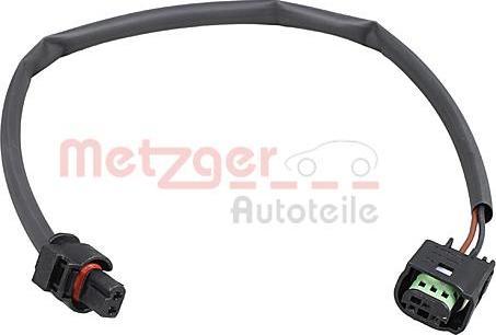 Metzger 2324069 - Repair Set, harness detali.lv