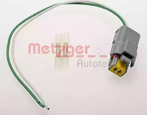 Metzger 2323023 - Repair Set, harness detali.lv