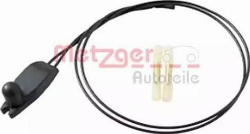 Metzger 2322019 - Cable Repair Set, outside temperature sensor detali.lv