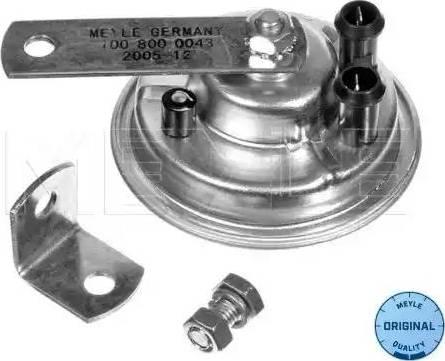 Meyle 1008000043 - Air Horn detali.lv