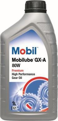 Mobil 142805 - Manual Transmission Oil detali.lv