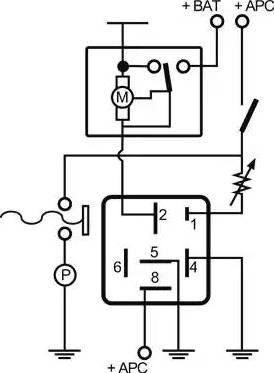 Nagares LTP612 - Relay, wipe-/wash interval detali.lv