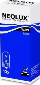 NEOLUX® N504 - Bulb, door footwell light detali.lv