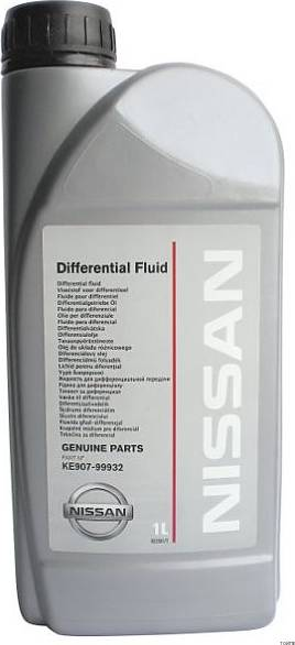 NISSAN KE90799932R - Oil, auxiliary drive detali.lv