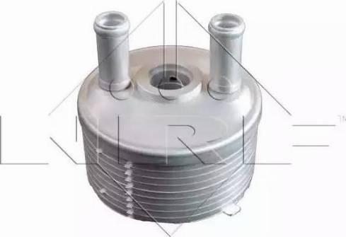 NRF 31214 - Oil Cooler, automatic transmission detali.lv